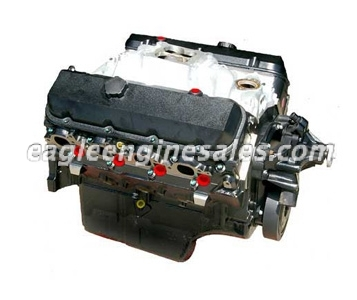 New Chevrolet 502 CID/452 HP