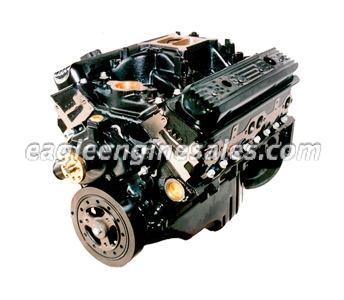 '96 and up Carbureted Base Engine PN: 6057-SC