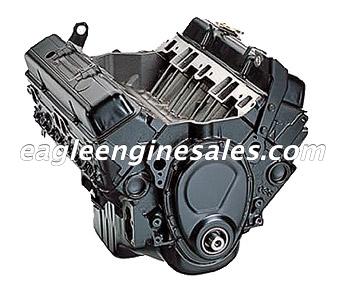 '67-'85 5.7L Carbureted Long Block PN: 2538-S