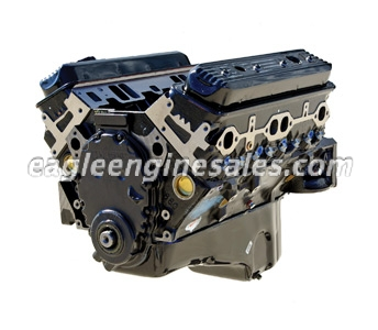 '87 and up-5.7L Carb Long Block 12 Bolt Intake PN: 2544-S