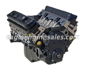 '96 and up 5.7L Carbureted or TBI Long Block PN: 2541-S