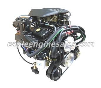 5.7L Bobtail Carbureted Engine 8 Bolt Intake Manifold PN: 2541-Bobtail