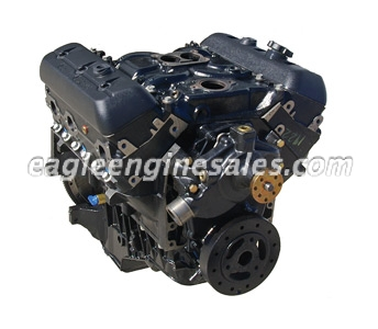 4.3L Base Engine (2bbl Intake Manifold)