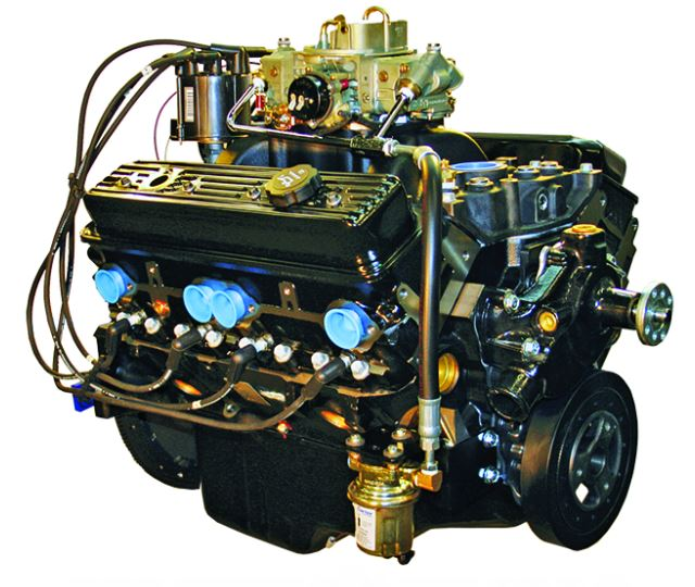 5.7L Enhanced Base Engine 8 Bolt Intake Manifold PN: 2541-SCC