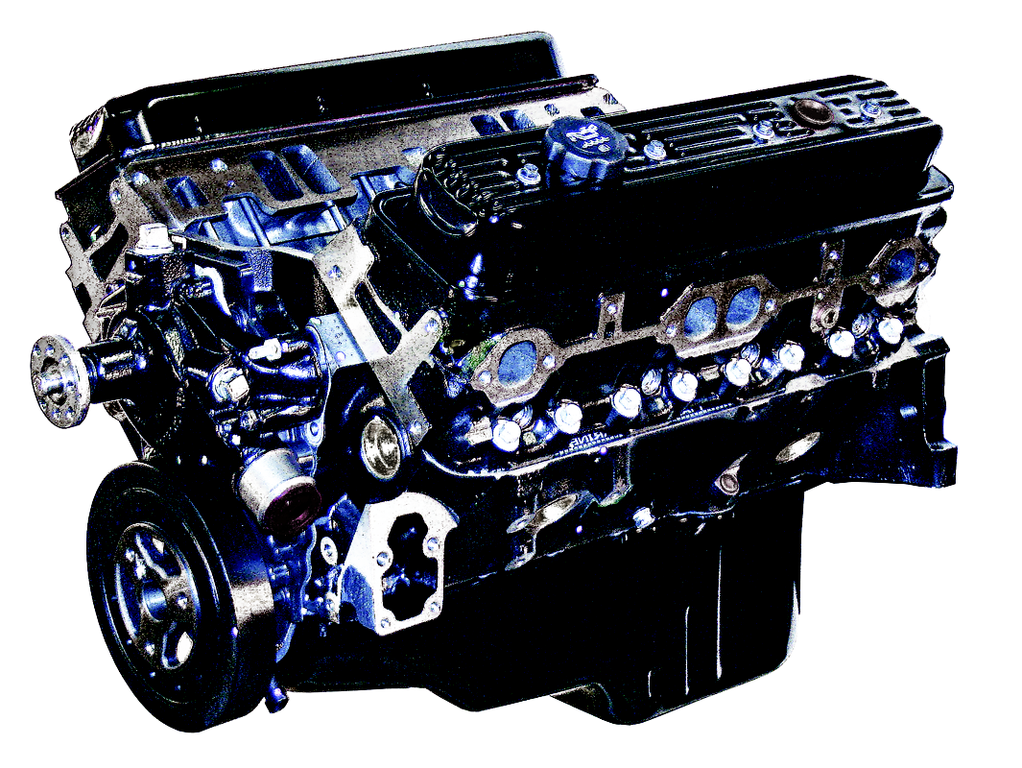 """New 2000-'14 6.2L """"Stroker"""" Marine Engine 340 Horsepower PN: 383-340"""