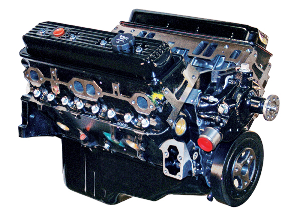 6.2L ( 377 CID ) Engine 340 Horsepower PN: 383-340