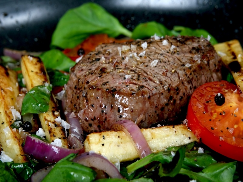 Paulie Spice for Grilled Steak