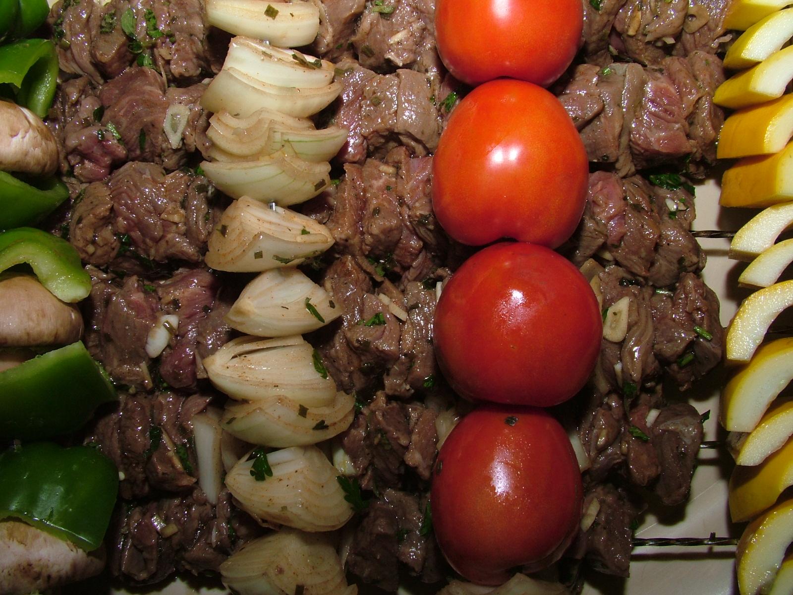 Paulie Spice for Lamb Kabob