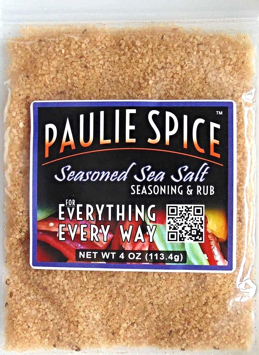 Seasoned Sea Salt