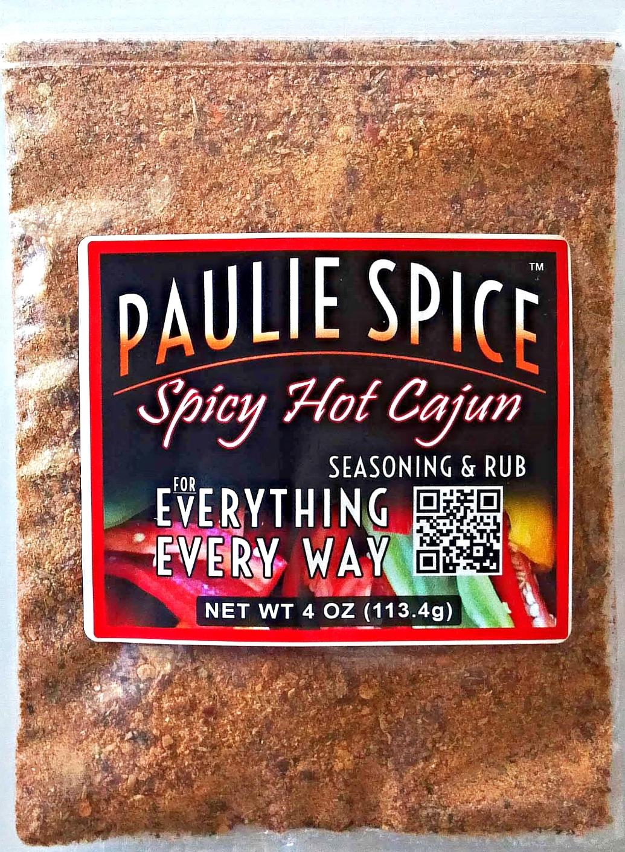 Spicy Hot Cajun