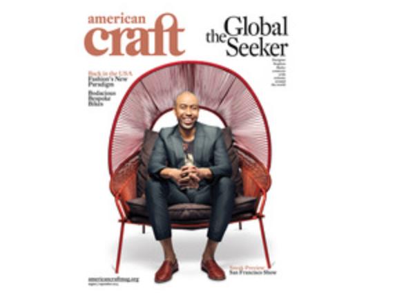 American Craft Aug/Sep 2014