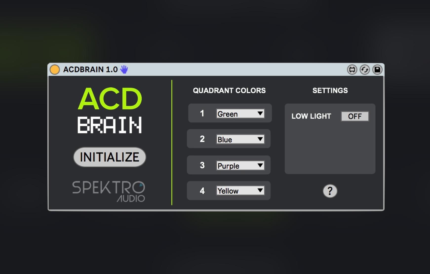 ACDBRAIN 1.0 Screenshot.png