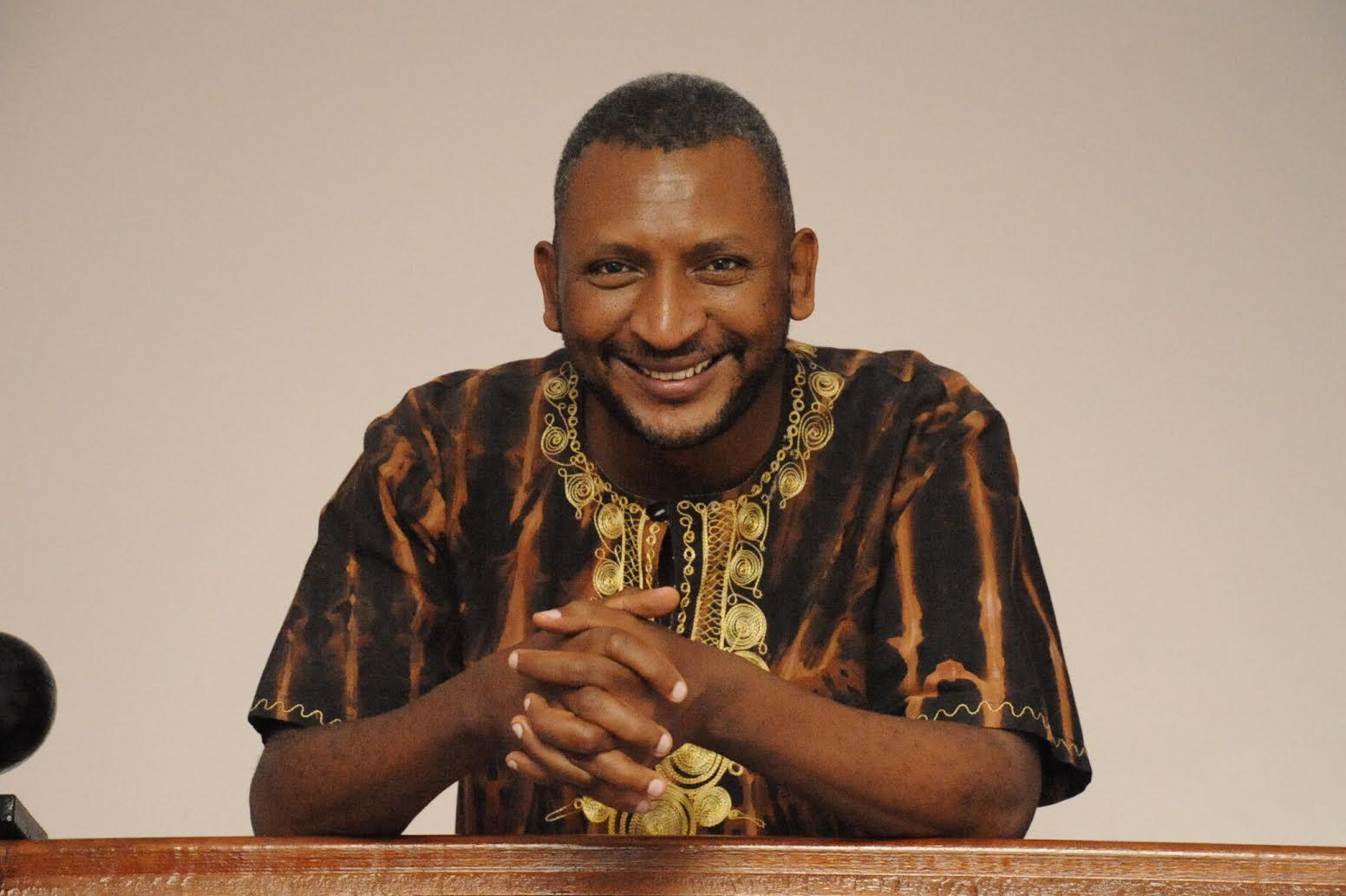 Author photo: Yusuf    Wachira