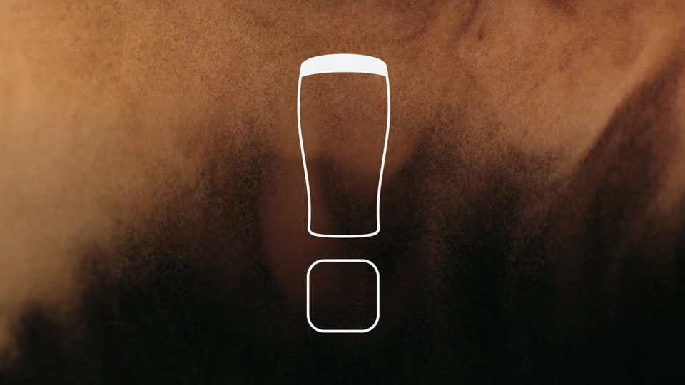 Guinness / For the Bold TV Campaign