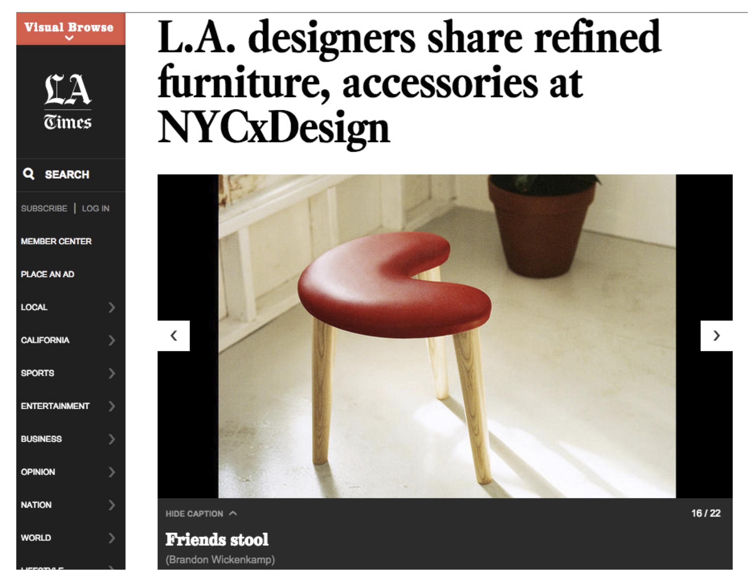 LA Times,  link here