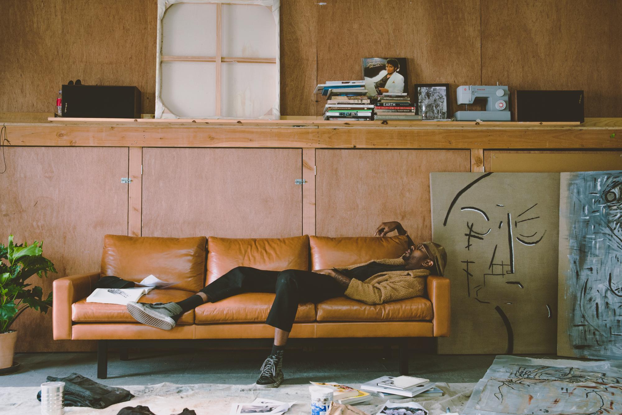 Michael Felix Standard Sofa