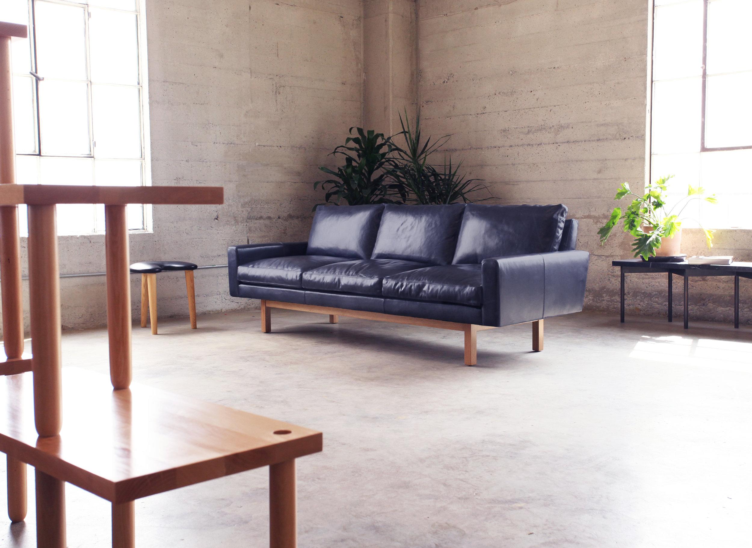Standard Sofa Navy
