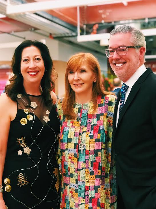 Mary K. Dougherty, Nicole Miller & John Frye