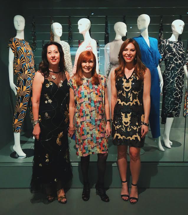 Mary K. Dougherty, Nicole Miller &  Kristin Detterline