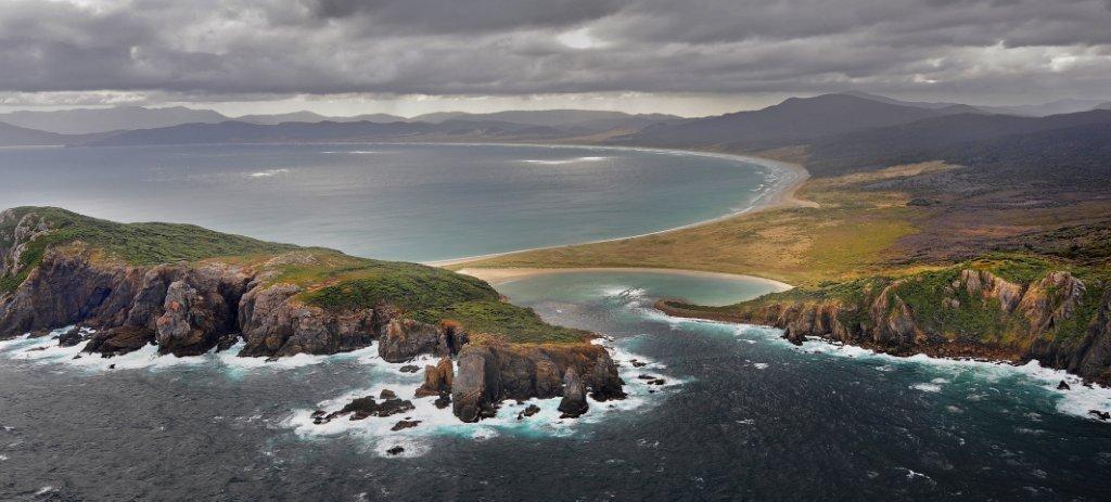 Masons Bay, Stewart Island NZ