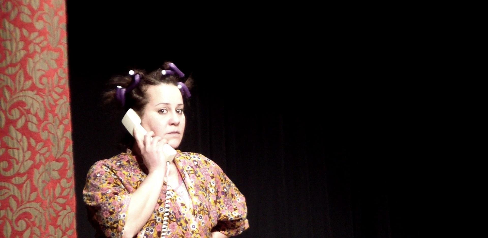 darıo fo kadın oyunları - tiyatrohane - zeynep nutku