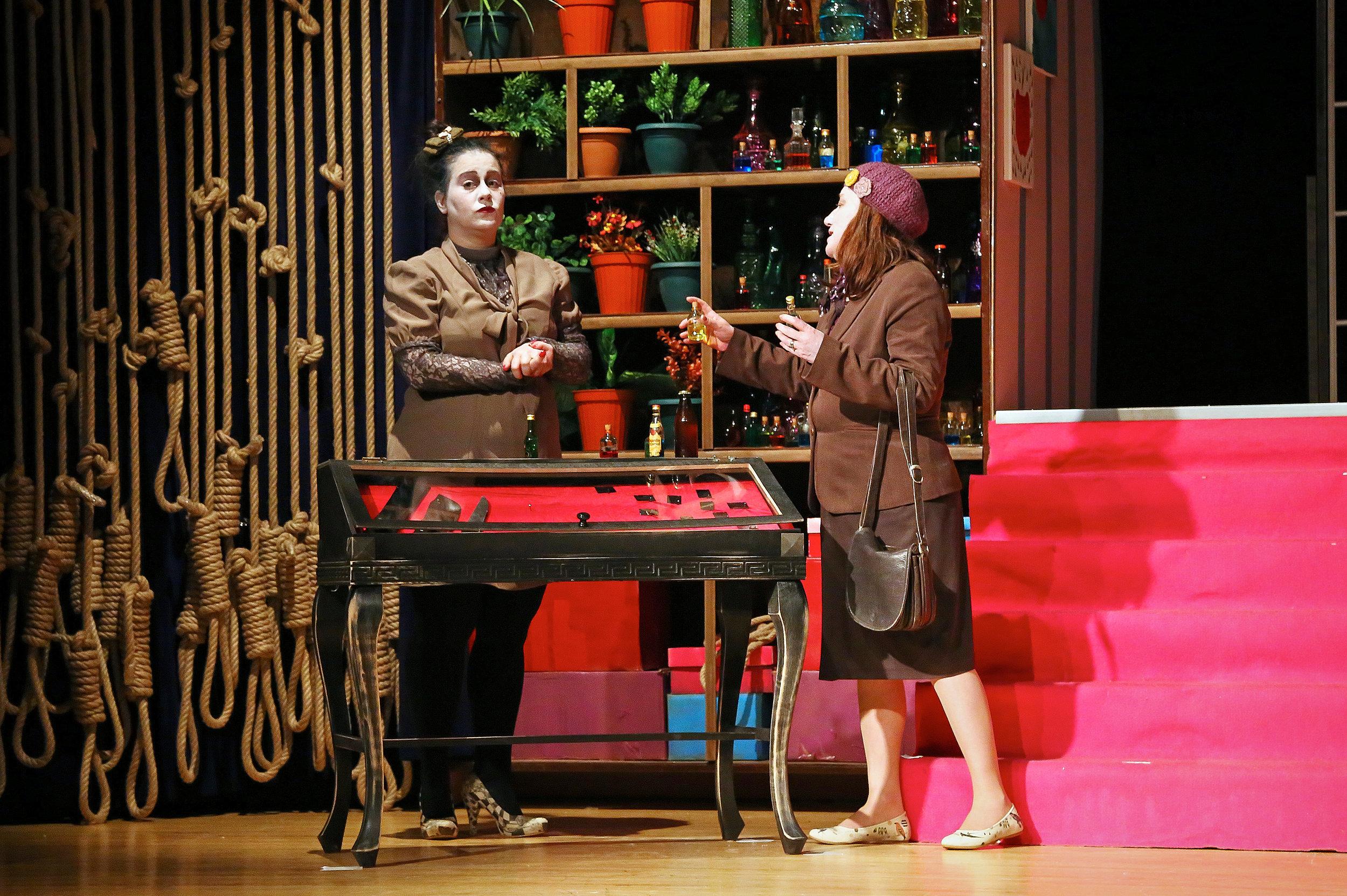 veresiye teklif etmeyin lütfen - tiyatrohane - zeynep nutku