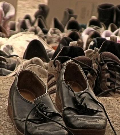Sapato inadequado