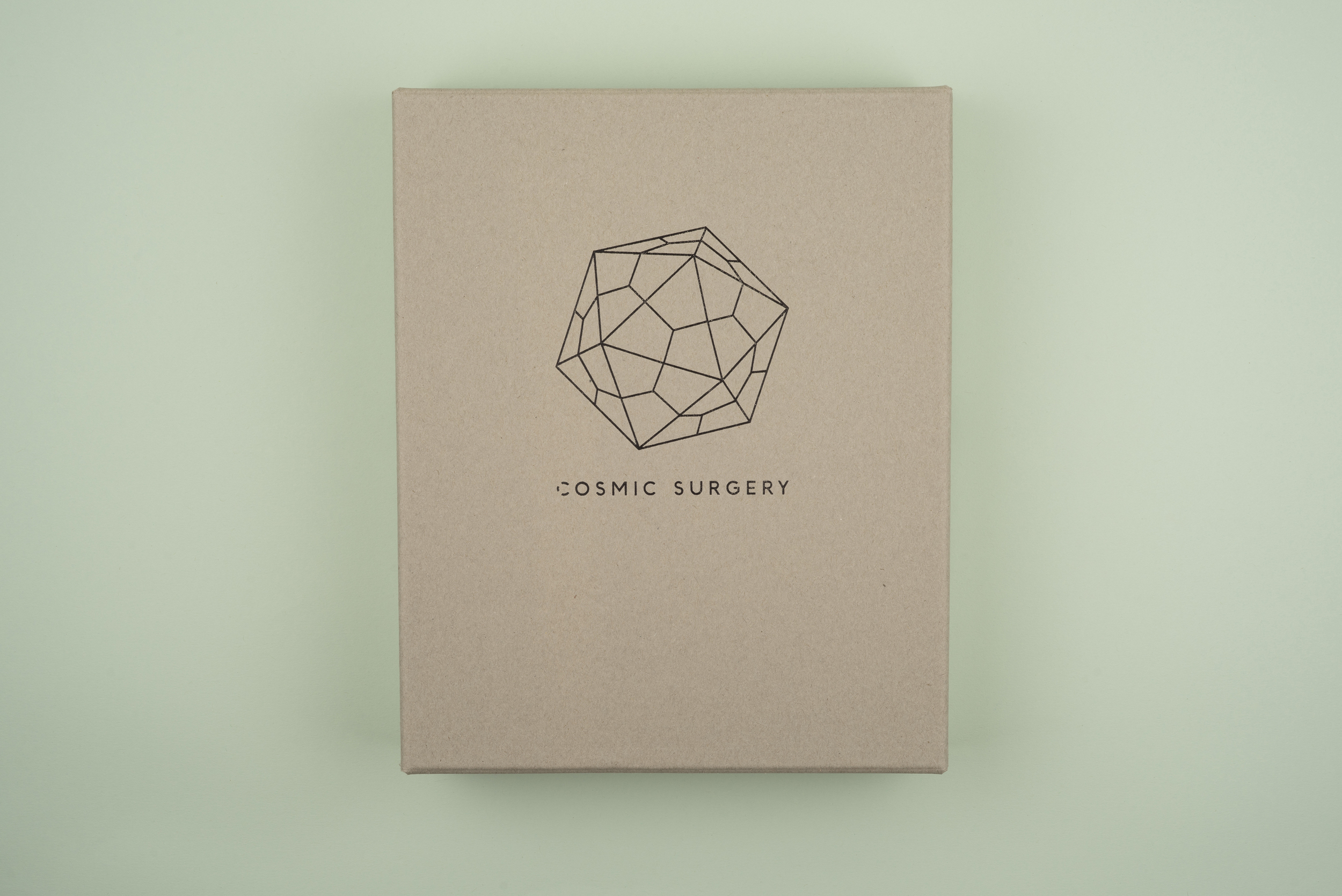 Cosmic Surgery Limited Edition Box