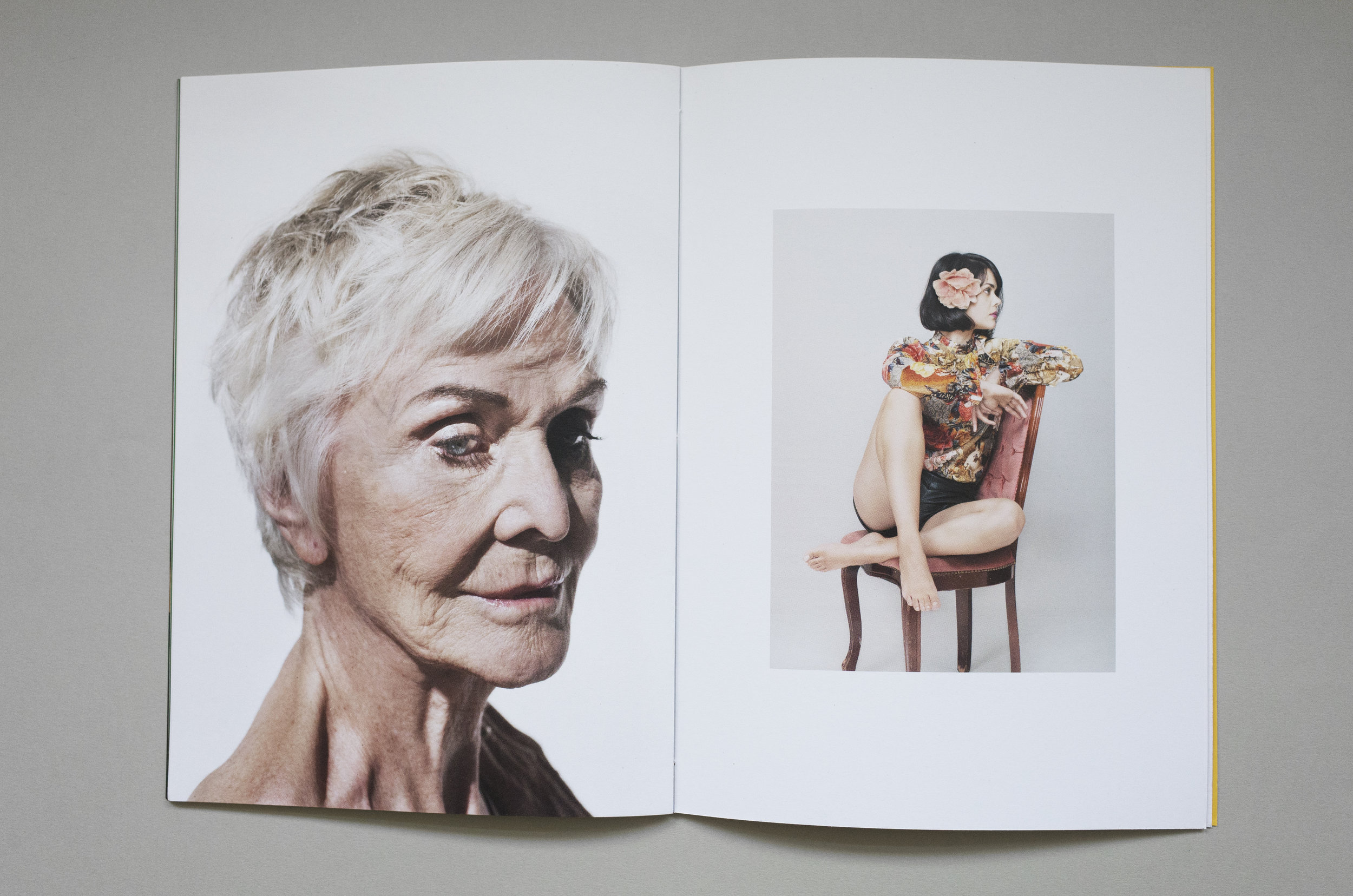 Chris Floyd promotional book, Sheila Hancock and Bat for Lashes