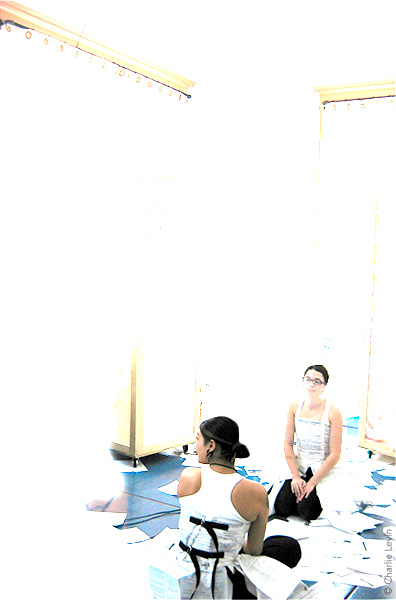 Natalie Brewster Nguyen and Charlie Levin, Athenaeum, 2004