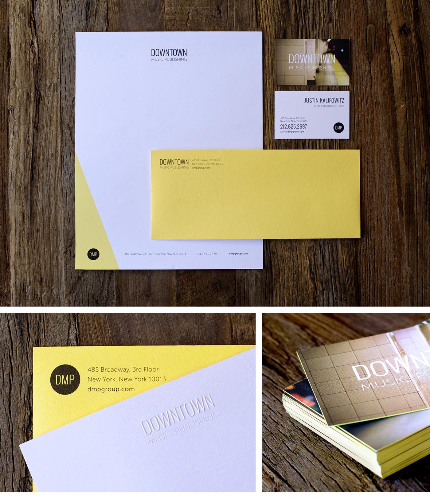 zmaic-downtown-music-publishing-dmp_branding-print-collateral-letterhead-envelope-business-card-blind-embossed-notecard.jpg