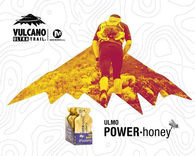 Bienvenido Power Honey a Merrell VUT 2019!  El principal componente Energético de Power Honey es la miel de Ulmo, extraída en el sur de Chile muy cerca del Parque Vicente Pérez Rosales, hectáreas de bosque nativo en un entorno autóctono, paradisíaco y libre de contaminación. Power Honey estará presente en los Kit de competencia de Vulcano (excepto 2k, 4k y 13k). @ulmopowerhoney  @merrellchile  @conaf_minagri @runchile.cl #vulcanoultratrail  #vut2019 #trailrunningchile  #ultrarunning  #trailrunning #volcanosorno #vicenteperezrosales