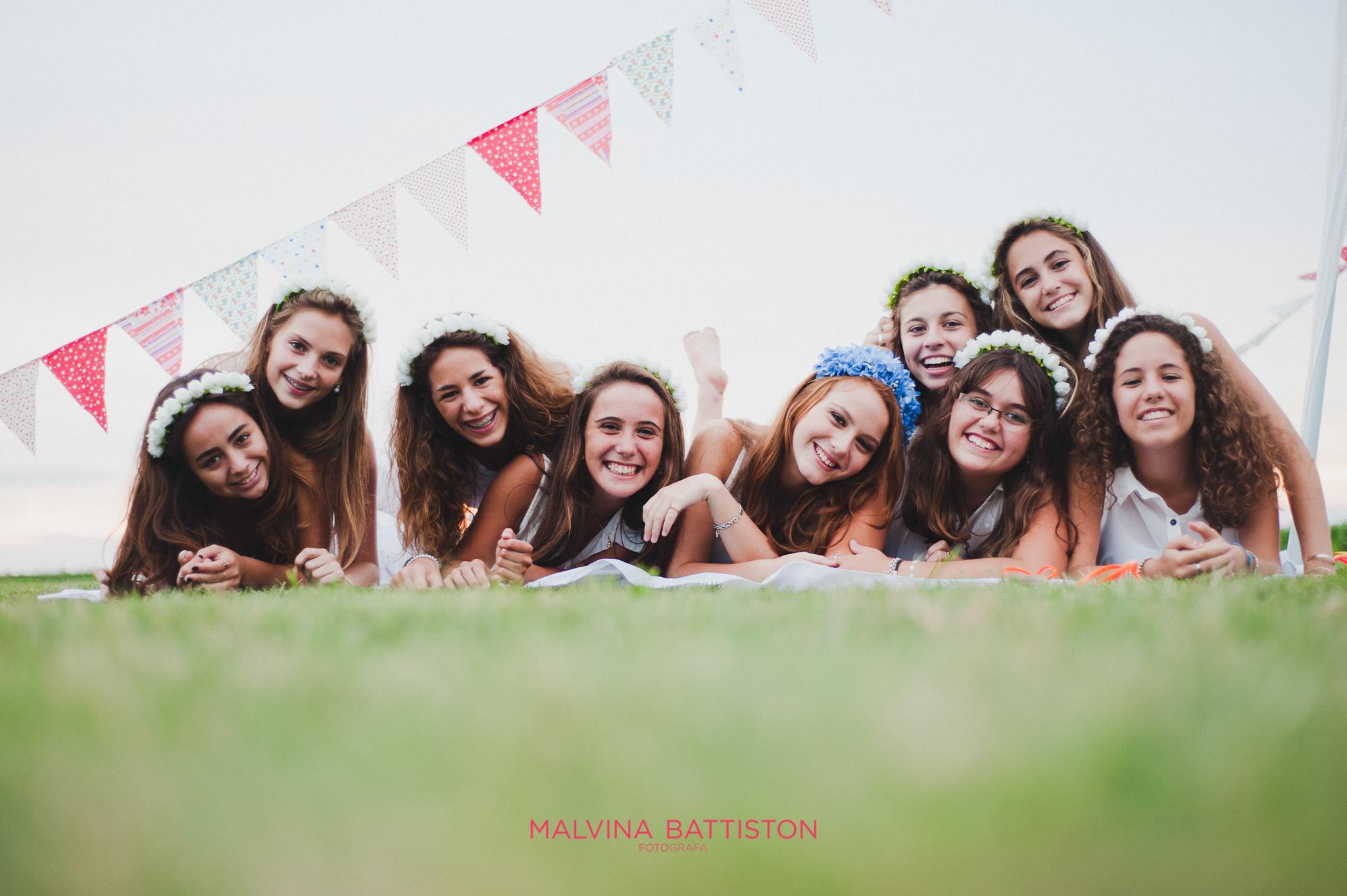 book de fotos con amigas cordoba