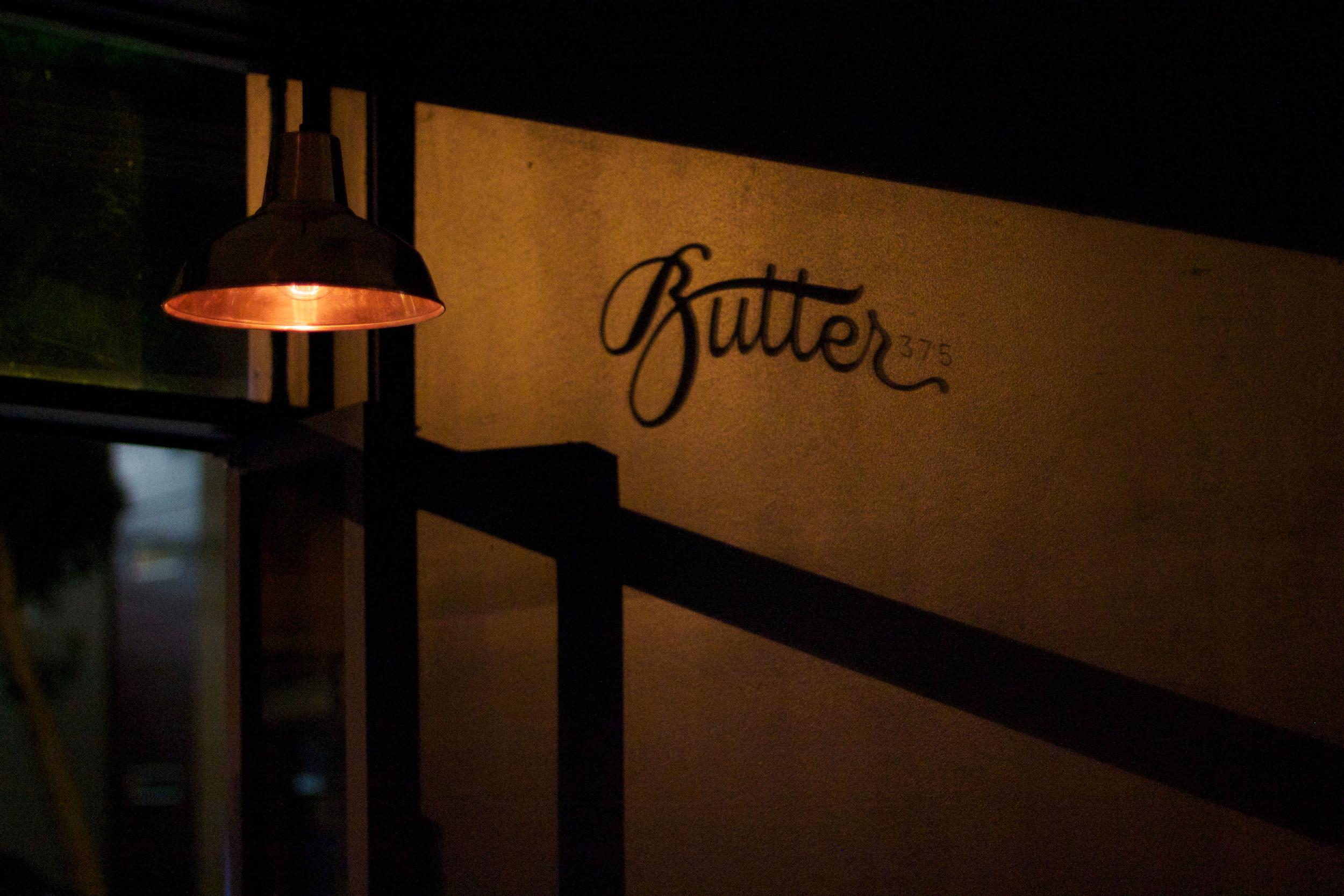 Butter 375 /     Melbourne 2014