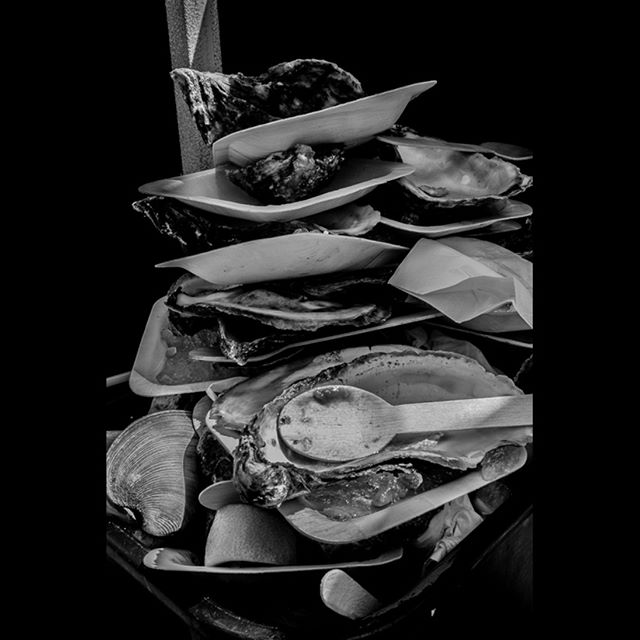 Shucked . . . #photography #blackandwhitephotography #monochrome #streetphotography #toronto #torontolife