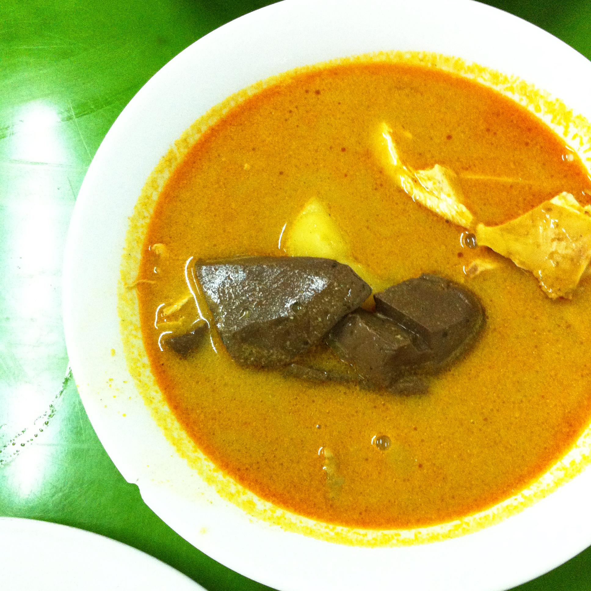 Tabona  - Nasi Kari Ayam