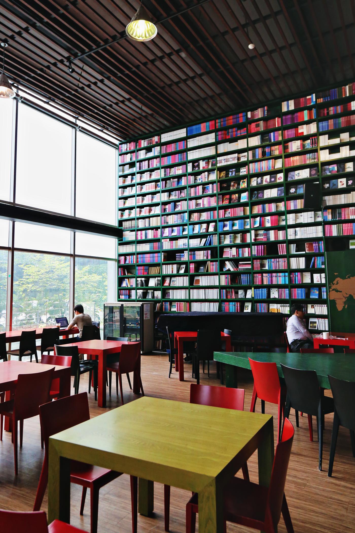 Foresta Book Cafe Blog Greysuitcase
