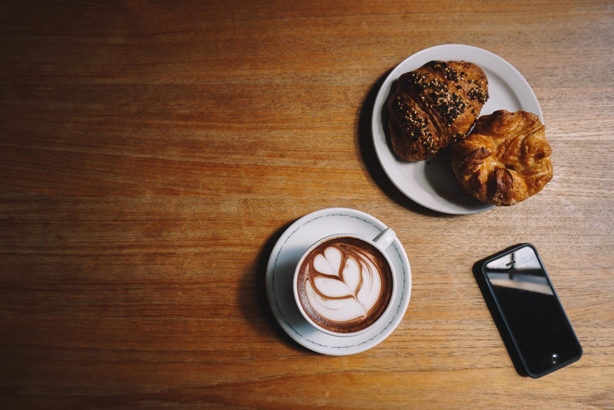 San Francisco Cafe Series: Sightglass Coffee, San Francisco, CA