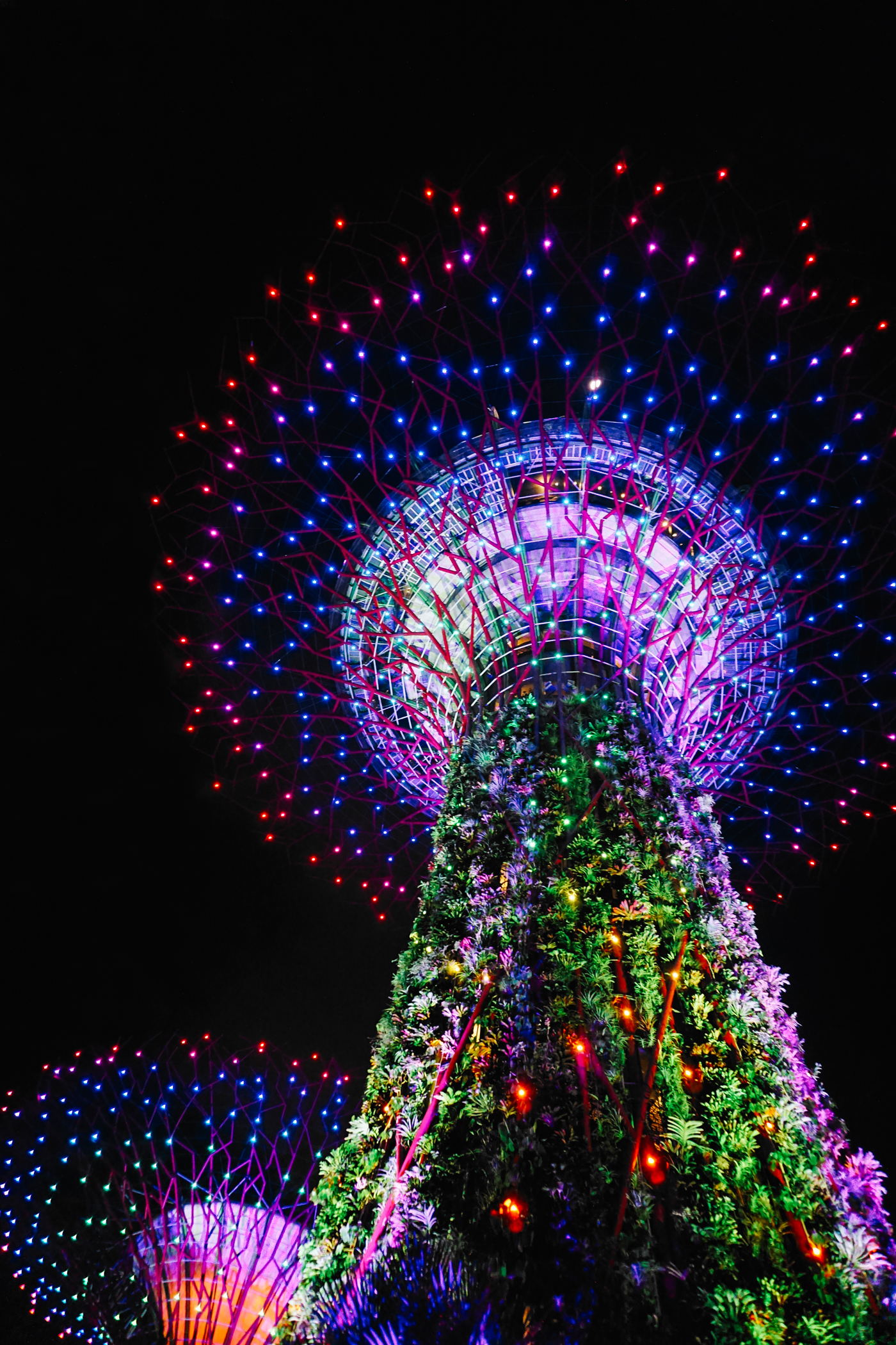 Greysuitcase Travel Diary: Supertree Grove, Gardens by the Bay, Singapore.
