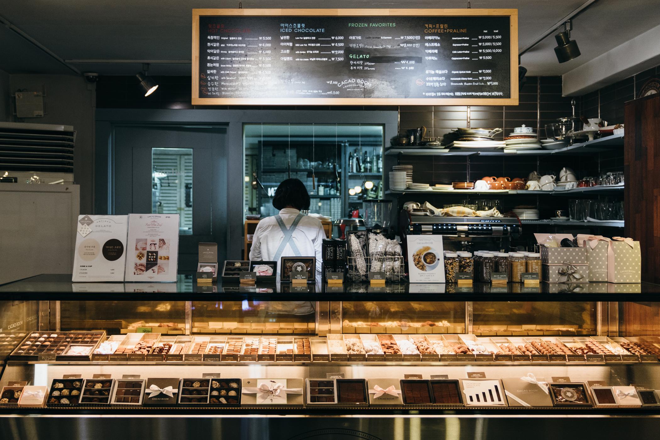 Greysuitcase Seoul Cafe Series: Cacao Boom (카카오봄), Hongdae (홍대), Seoul, South Korea.