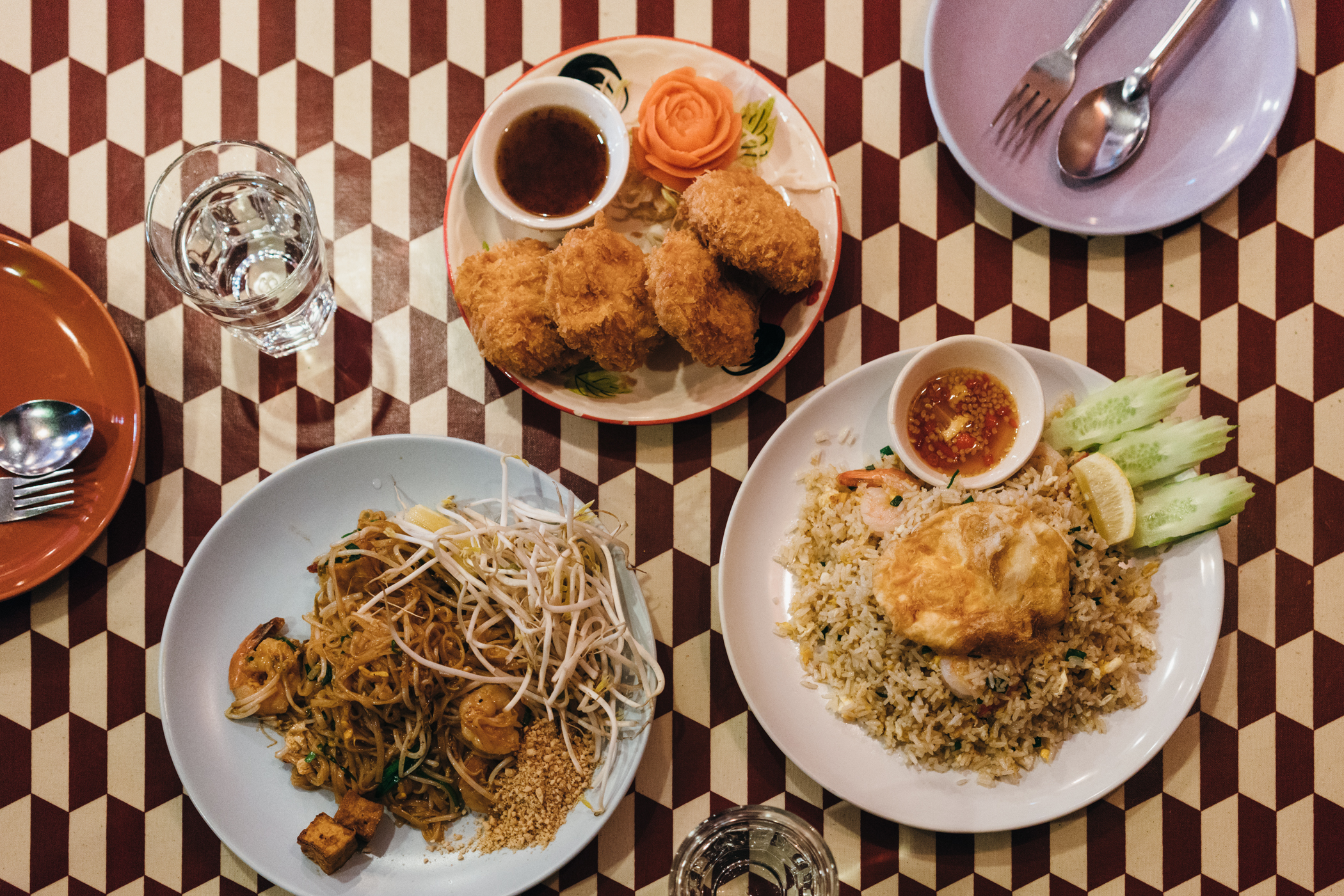 Greysuitcase Seoul Restaurant Series: Tuk Tuk Noodle Thai (툭툭누들타이), Yeonnam-dong (연남동), Seoul, South Korea.