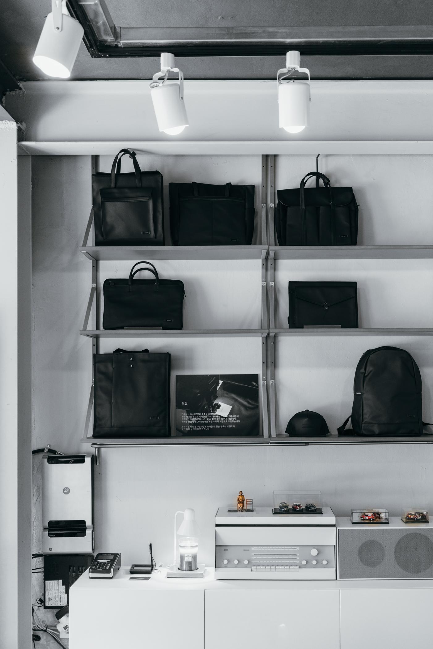 Greysuitcase Seoul Shops Series: Sweetch (스위치), Yeonhui-dong (연희동), Seoul, South Korea.