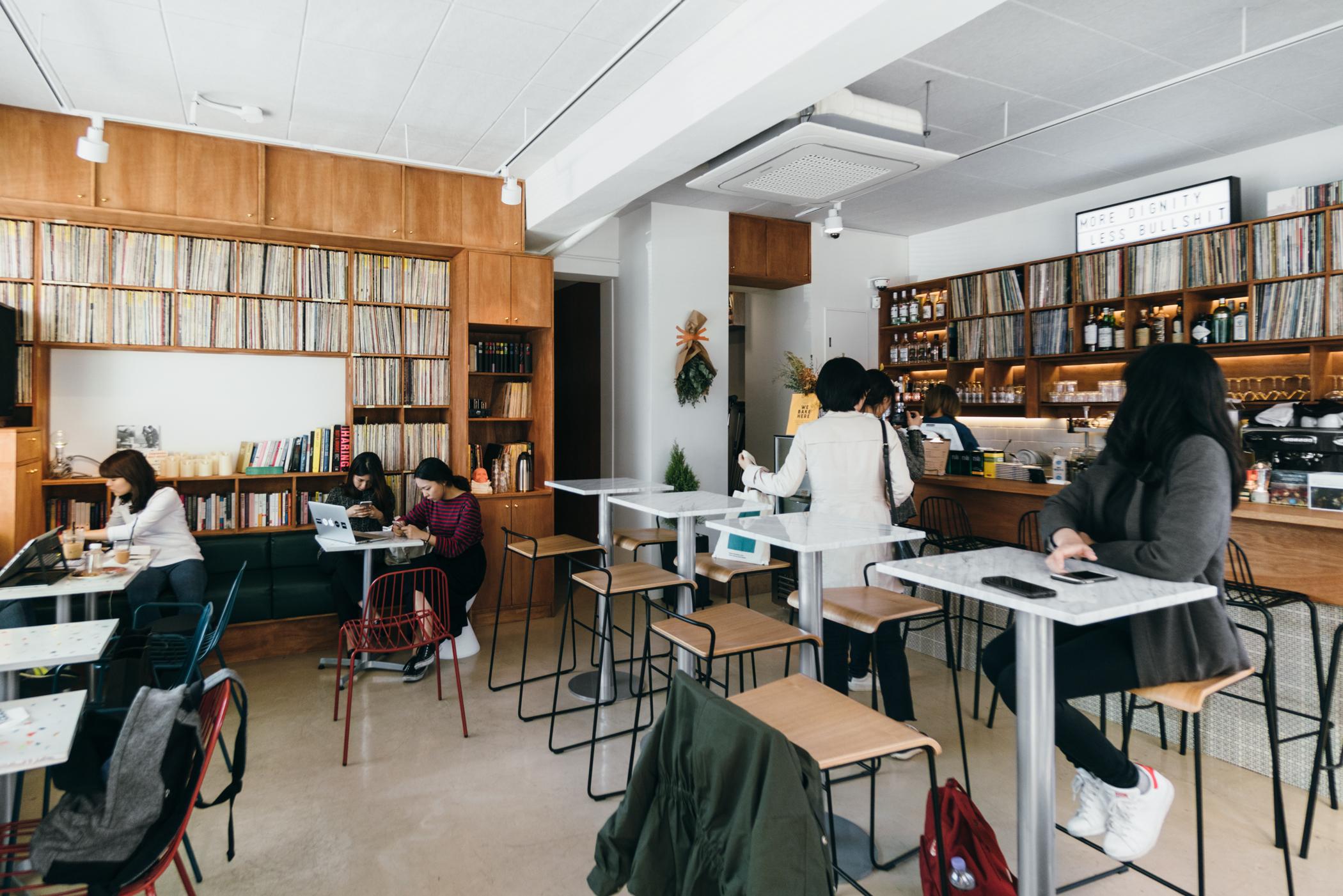 Greysuitcase Seoul Restaurant Series: Woolf Social Club (울프소셜클럽), Hannam-dong (한남동), Seoul, South Korea.