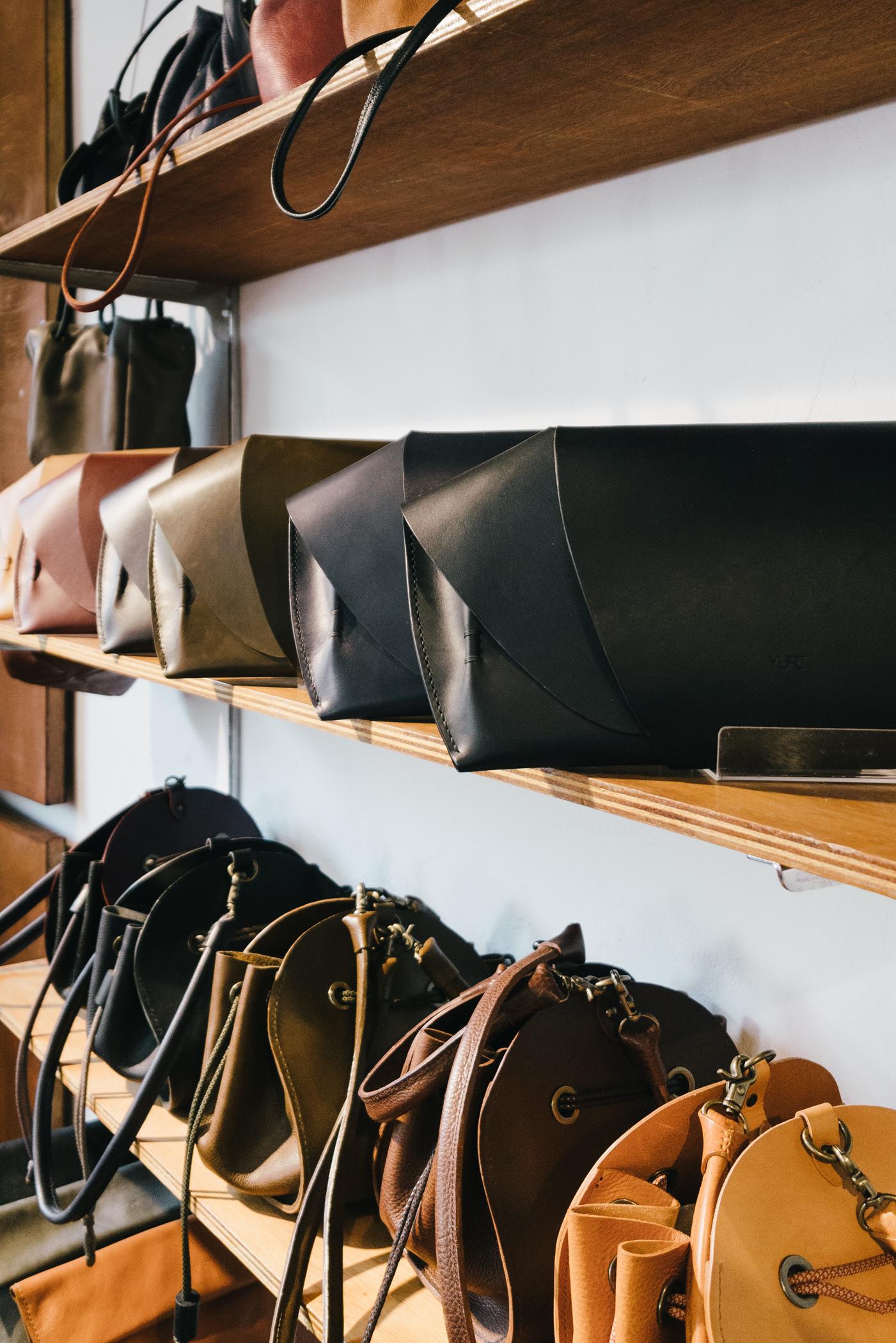 Greysuitcase Seoul Shops Series: Yurt Studio (유르트 스튜디오), Hannam-dong (한남동), Seoul, South Korea.