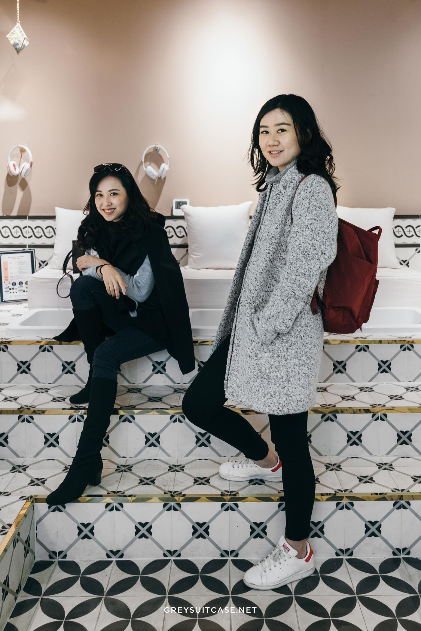 Greysuitcase Travel Series - Seoul Spring '17 - Village 11 Factory (빌라쥬11팩토리), Garosugil (가로수길), Seoul, South Korea