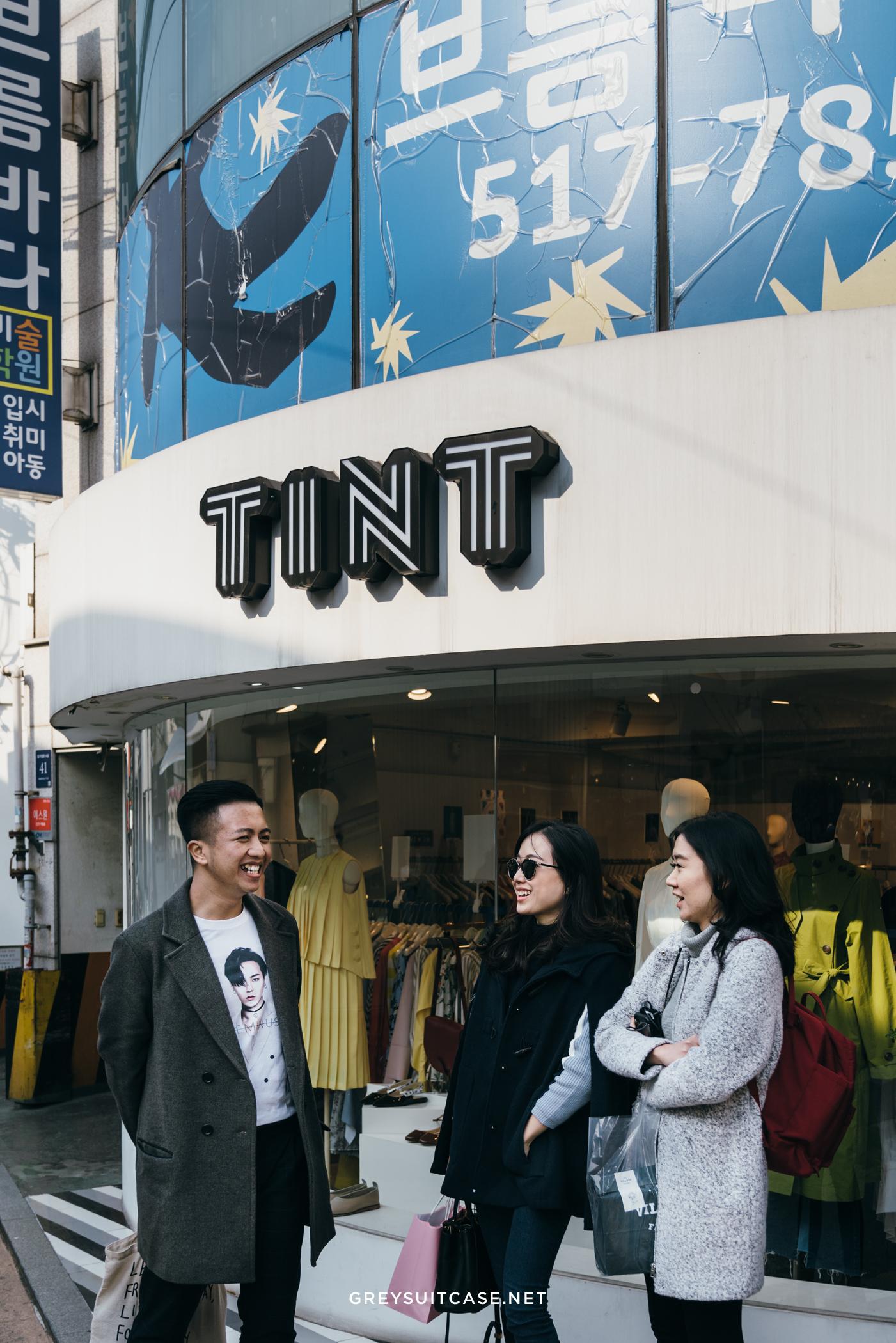 Greysuitcase Travel Series - Seoul Spring '17 - Garosugil (가로수길), Seoul, South Korea