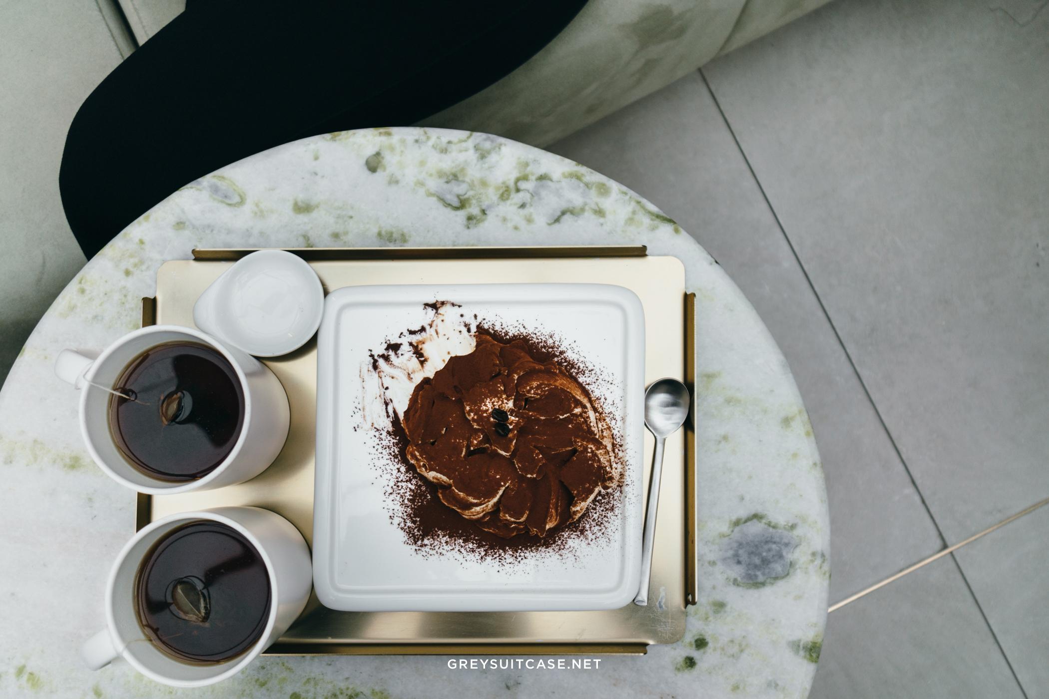 Greysuitcase Travel Series - Seoul Spring '17 - Cafe Mula 카페 뮬라, Garosugil, Seoul, South Korea