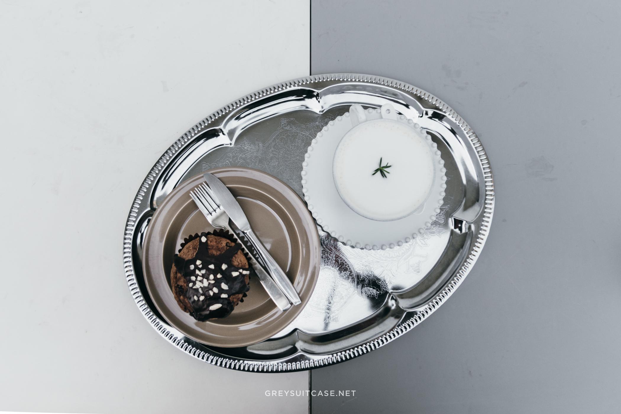 Greysuitcase Seoul Cafe Series: Maison de Sculp (메종드스컬프), Hapjeong (합정), Seoul, South Korea.