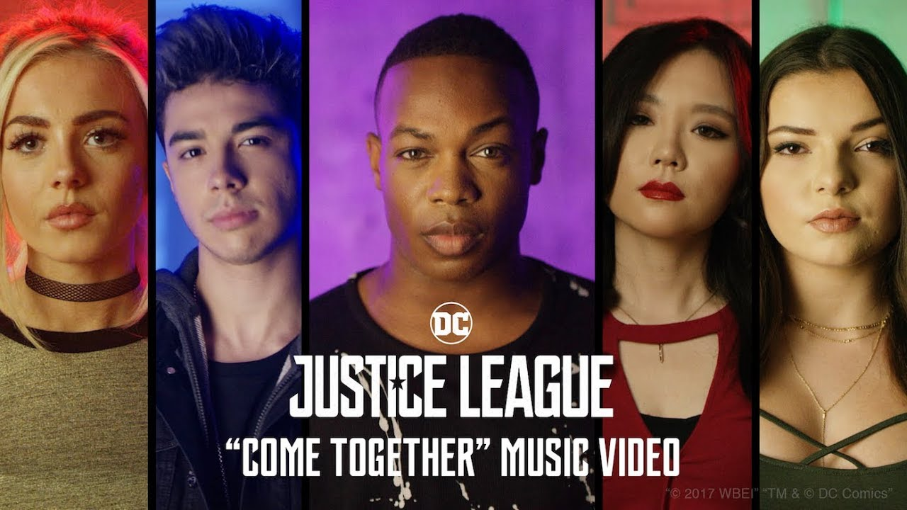 "JUSTICE LEAGUE—""COME TOGETHER"""
