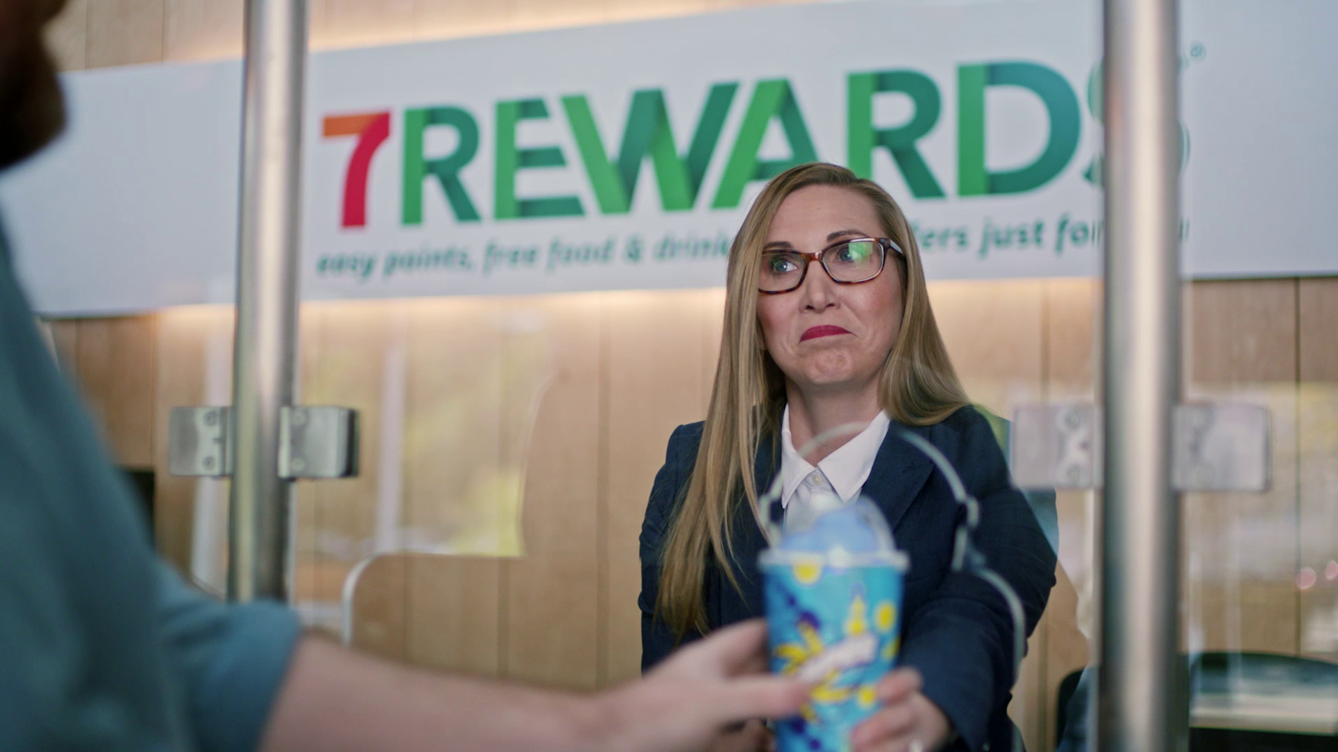 "7-ELEVEN — ""7REWARDS RICH"""